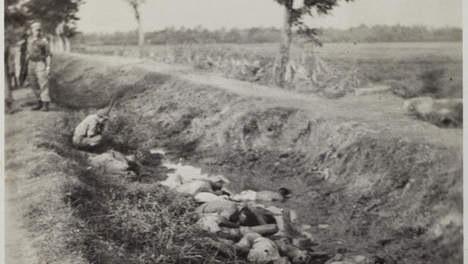 Photos emerge of Dutch war crimes in Indonesia