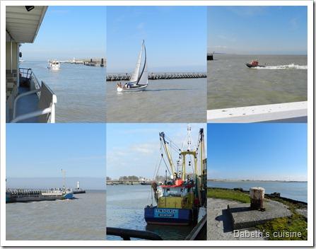 Belgique 2012 bateaux