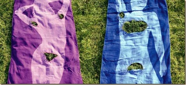 Draps de plage - serviettes de plage