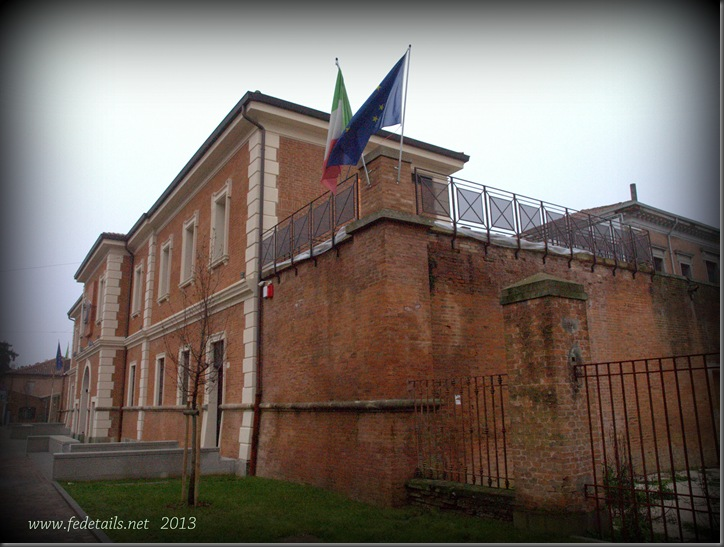 Museo Nazionale dell'Ebraismo Italiano e della Shoah ( panorama 2 ), Ferrara, Emilia Romagna, Italia - National Museum of Italian Judaism and the Shoah ( panorama 2 ), Ferrara, Emilia Romagna, Italy - Property and Copyrights of www.fedetails.net