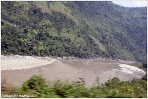 Непальский пейзаж. Фото Лобанова В. www.timeteka.ru