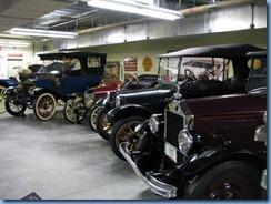 0915 Alberta Calgary - Heritage Park Historical Village - Gasoline Alley Museum