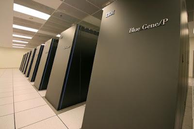 IBM Sequoia il computer più potente al mondo