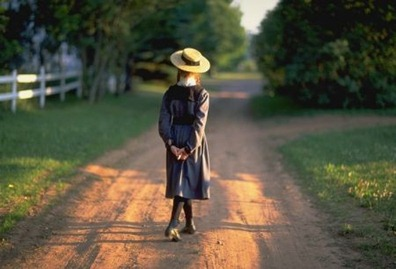 anne of green gables walking