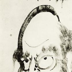 Hakuin, Bodhidharma or Daruma (Hakuin painted many of hese) xviii.jpg
