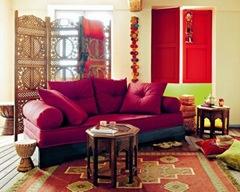 décoration style bohème