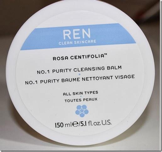 Ren Rosa Centifolia Cleansing Balm