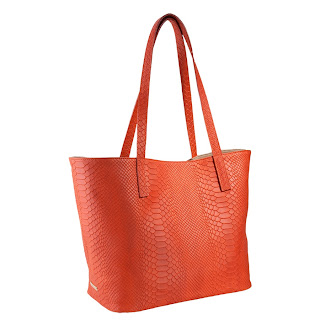 GiGi Leather Tote  Assorted Colors  $280.00