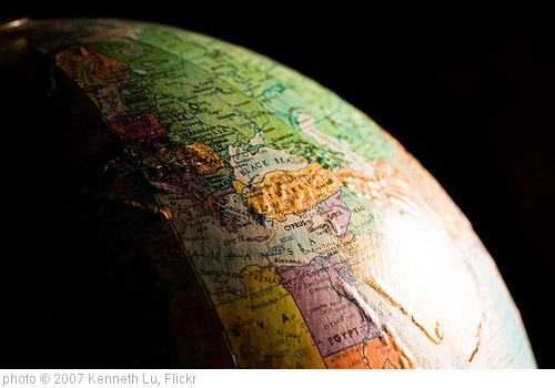 'Old Globe' photo (c) 2007, Kenneth Lu - license: http://creativecommons.org/licenses/by/2.0/