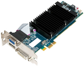 HIS Develops Radeon HD 6450 with 2 GB of Memory and a PCIe x1 Interface