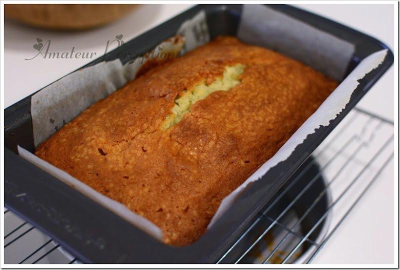 Perfect Pound Cake 1
