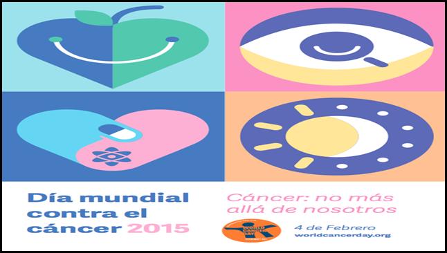 Cáncer 2015 No más allá de nosotros