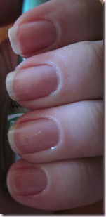 Unhas base colorama