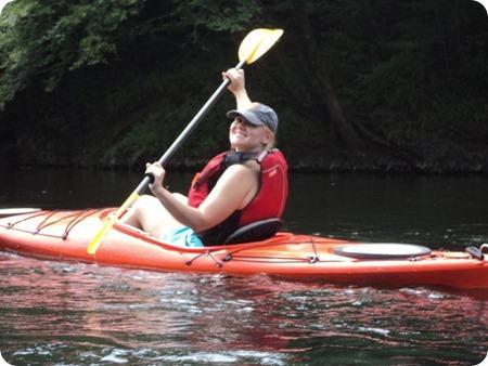 kat kayaking