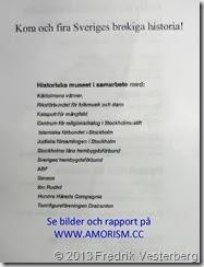 DSC00515.Kåldolmens dag 30 november Historiska museet med amorism
