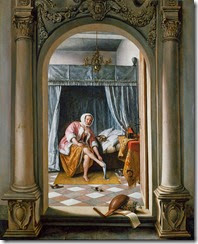 484px-Jan_Steen_-_Woman_at_her_Toilet_-_Google_Art_Project