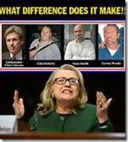 What Difference Does it Make Hillary