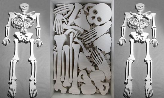 Esculturas papel Li Hongbo (8)