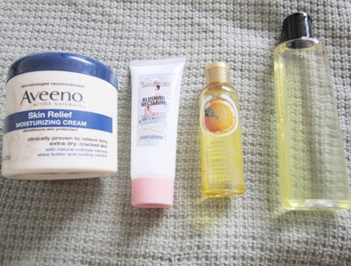 products for dry skin, bitsandtreats