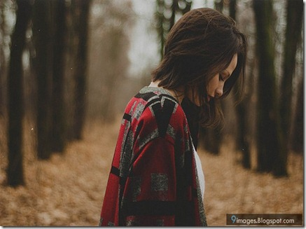 Sadness-cute-alone-girl-forest-inspire