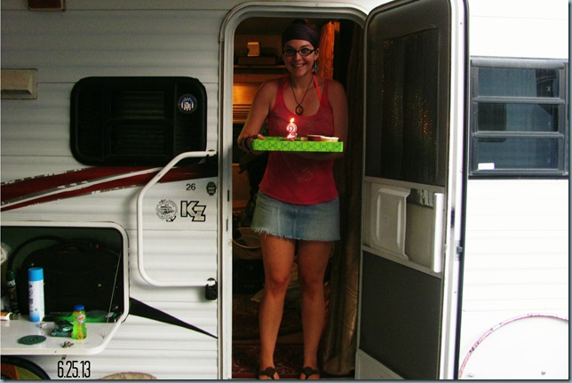 me 2nd bday rv