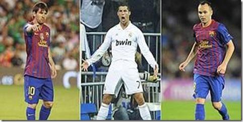 cel mai bun fotbalist -2011-2012