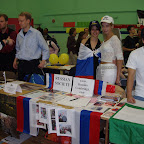 Freshers' Fair and Squash