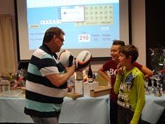 2014.10.26-007 Francis récompense les juniors