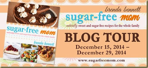 Sugar Free Mom blog tour banner - Thoughts in Progress