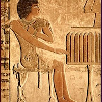 27.-Relieve funerario de Sakkarah
