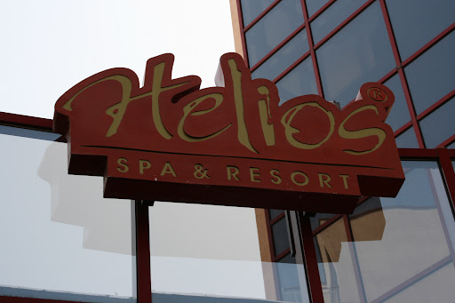 The popular Helios Spa offers something for everyone and you will be delighted with the extensive range of facilities, which are some of the best in Golden Sands. There is easy access to the lively resort centre a 10 minute walk away whilst the Golden Sands Aqua Park is located just 150 metres away. Facilities One daily Restaurant in the Japanese garden • Poolside bar • Outdoor swimming pool • Indoor swimming pool • Poolside entertainment • Children's pool area • Water slides • Whirlpool • Steam room • Sauna • Fitness room • Massage • Aphrodite Beauty Spa & Health Clinic, offering a wide range of health and beauty programmes • Medical centre • Baby sitting and child care services • Safety deposit boxes • Table tennis & billiards • Children's play area • Kindergarten • 24 hours room service • Souvenir shop • Exchange desk • Pool towels at a local charge • Free parking available.To book call Malvern World Travel on 01684 562406 or malvernworldtravel@hotmail.co.uk or www.malvernworldtravel.co.uk