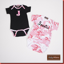 Inspired by Savannah Check out Baby Milano's Stylish Camo