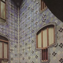 46.- Gaudí. Casa Batlló