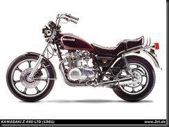 Kawasaki-Z-440-LTD