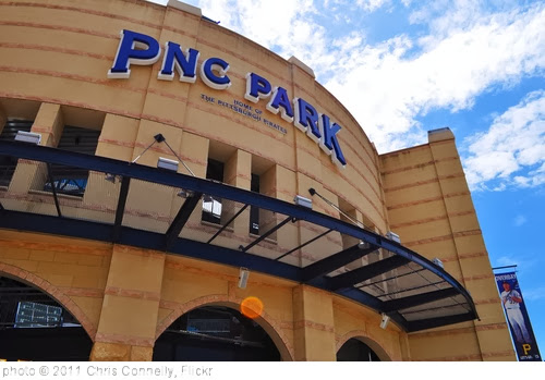'PNC Park' photo (c) 2011, Chris Connelly - license: http://creativecommons.org/licenses/by/2.0/