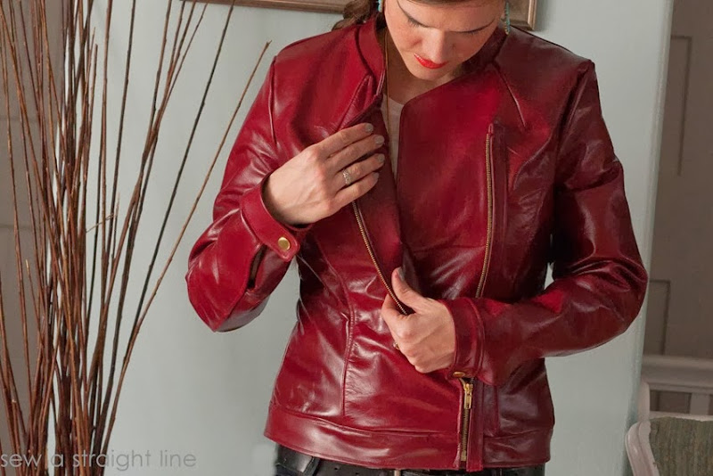 Leather Lessons Sew a Straight Line-6-3