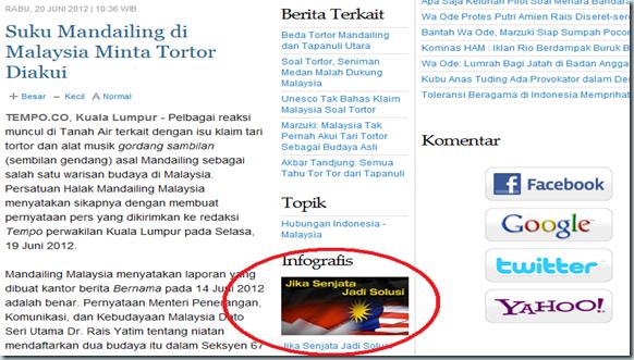 Suku Mandailing di Malaysia Minta Tortor Diakui   nasional   Tempo.co-130727