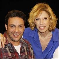 Marcelo Médici e Marília Gabriela