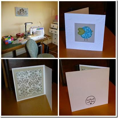 Handmade Gift Card November 2014