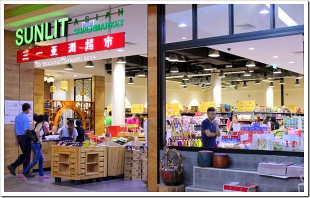 Sunlit Asian Supermarket - Westfield Garden City © BUSOG! SARAP! 2014