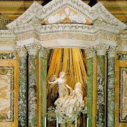 35 - Bernini - Éxtasis de Sta. Teresa