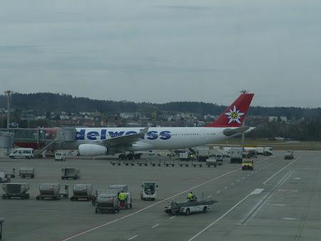 Aeroport Zurich