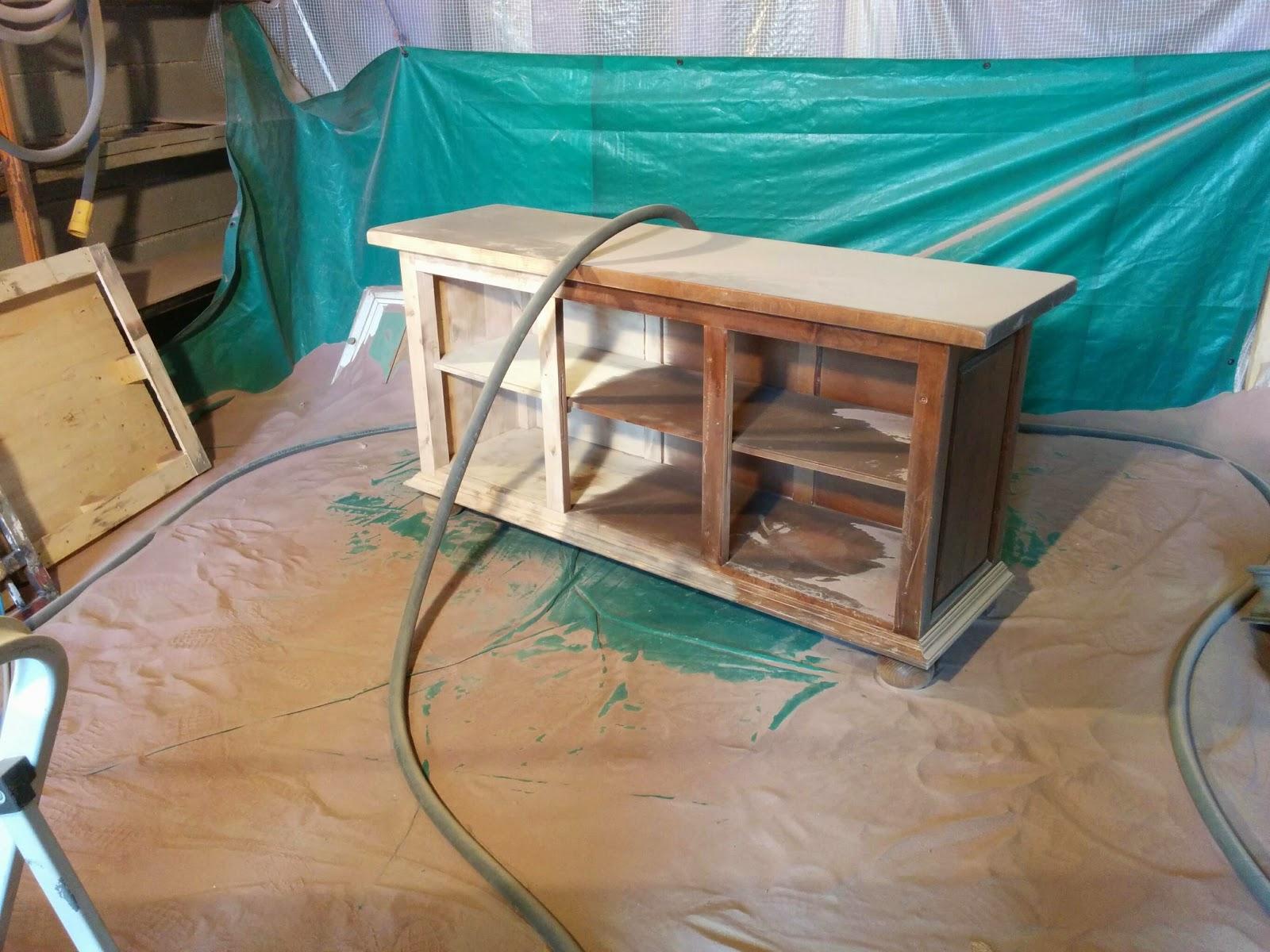 Sablage Meuble Bois - EcoNet83 décapage sablage basse pression Décapage bois, meubles anciens