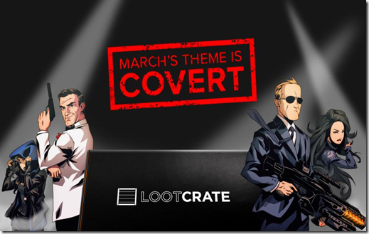 Loot Crate Covert Image