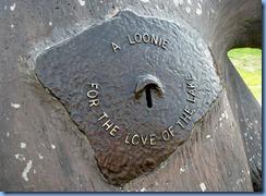 8307 Ontario Kenora Harbourfront - Loonie Bear