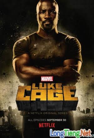 Siêu Anh Hùng Luke Cage:Phần 1