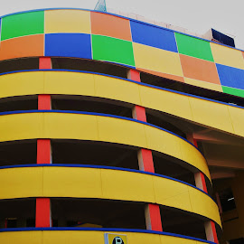Building Pattern by Koh Chip Whye - Buildings & Architecture Other Exteriors (  )
