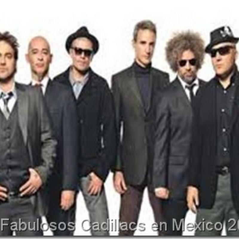 Los Fabulosos Cadillacs en Mexico 2013