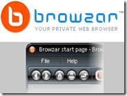 Browzar il browser internet per la privacy che cancella in automatico i dati di navigazione