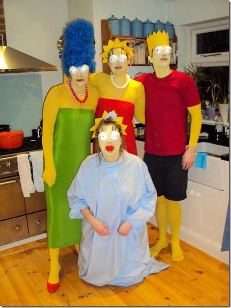 disfraz de los Simpson todohalloween (12)